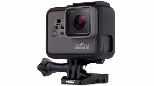 go pro hero6 black camera gopro 6 ultra hd + memoria 32 gb