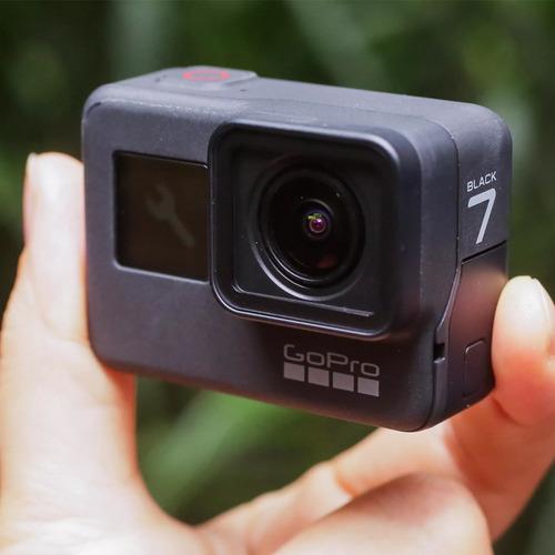 go pro hero7 black câmera digital de video a prova dagua
