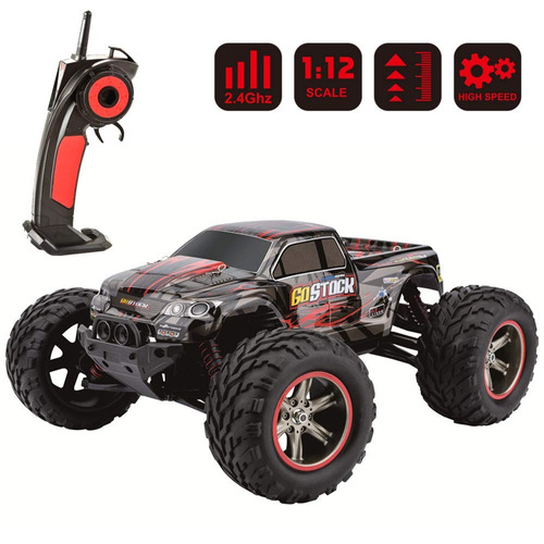 go stock rc control remoto de coche rc cars monster truck