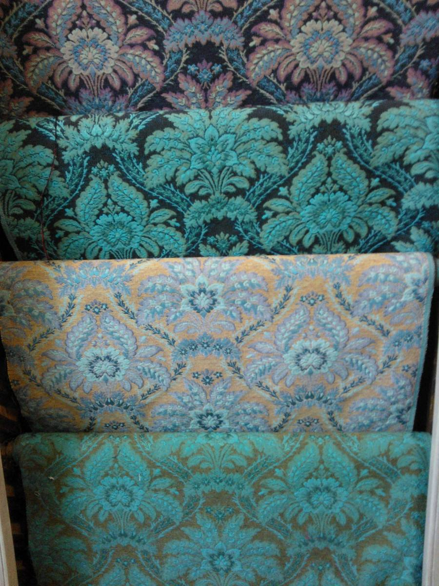 Telas para cortina nueva llegada gracia cortina de tela - Telas para tapiceria ...