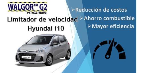 gobernador limitador de velocidad para auto hyundai i10
