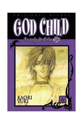god child: la saga caín 06(libro shojo (amistad - amor))