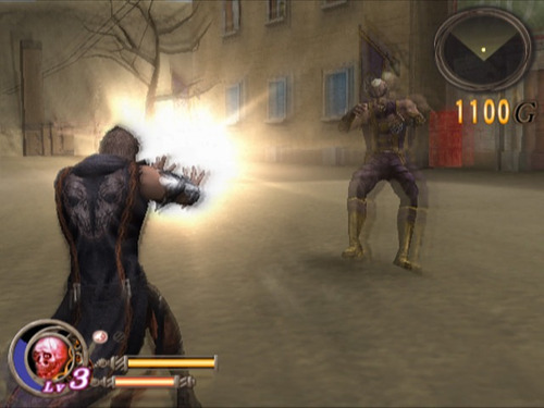 god hand para playstation 2