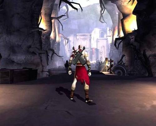 god of war 1 legenda br - playstation 2