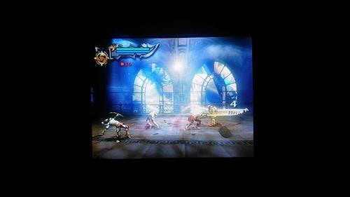 god of war 2 con disco bonus  ps2