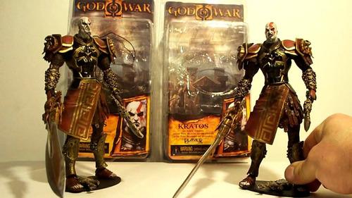god of war 2 kratos com armadura de ares armor of ares neca