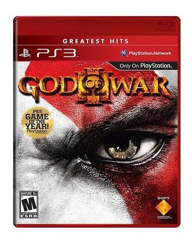 god of war 3 - greatest hits