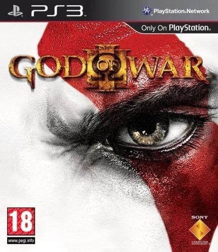 god of war 3 - ps3 digital