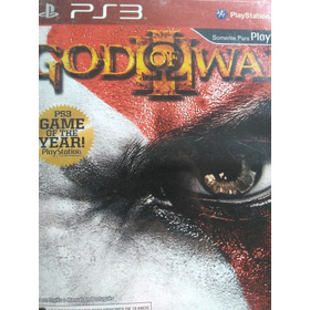 God Of War 3 Ps3 Original , A Pronta Entrega
