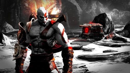 god of war 3 ps4 remastered em português mídia física
