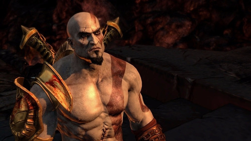 god of war 3 remastered - digital - español - ps4