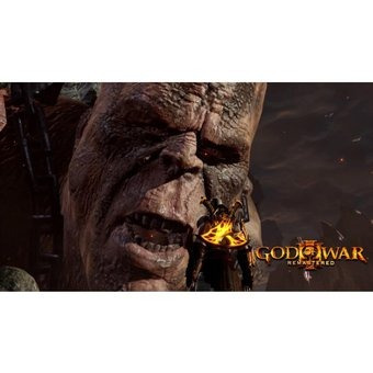 god of war 3 remastered - playstation 4 - acción