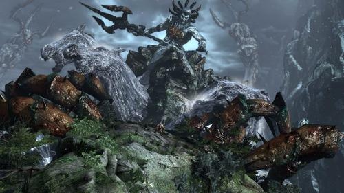 god of war 3 remastered ps4 playstation 4 disco físico