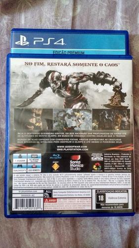 god of war 3 remasterizado ps4