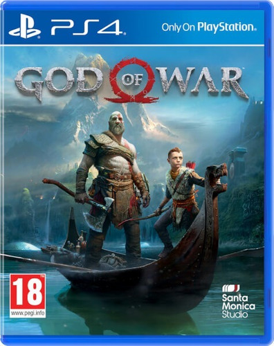 god of war 4 juego fisico - phone store