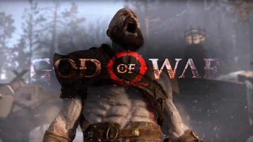 god of war 4 playstation 4 fisico disponible ya!! + envio