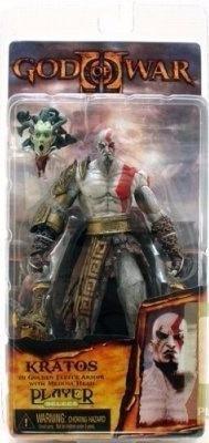 god of war action figure - medusa 18 cms / entrega inmediata