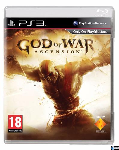 god of war ascension ps3 sellado original