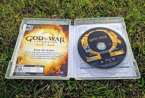 god of war ascention ps3