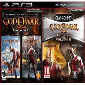 God Of War® Collection I Y Ii Ps3 Digital Español (no Envio)