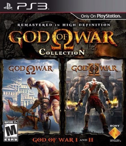 god of war collection - ps3 digital