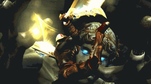 god of war collection - ps3 digital - gow 1 y 2 - español