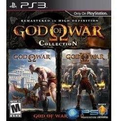 god of war collection ps3 nuevo sellado envio gratis