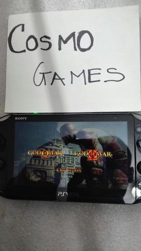god of war collection psvita en cosmo-games