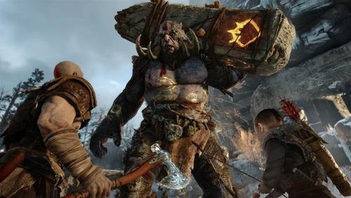 god of war - digital - español latino - ps4 - descargalo hoy