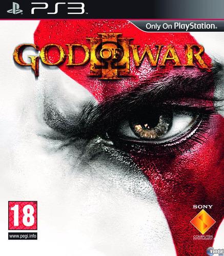 god of war iii ps3 sellado original