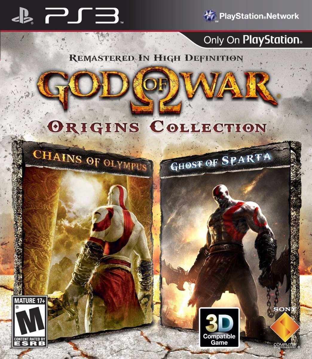 god of war origins ps3 juego digital en manvicio store!!!