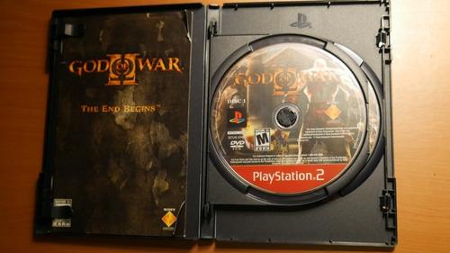 god of war para play station 2