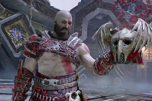 god of war  ps4 juego digital