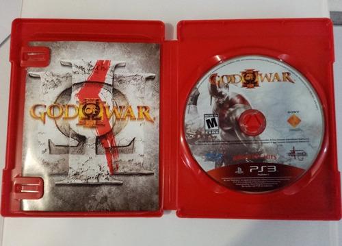 god of war videojuego ps3