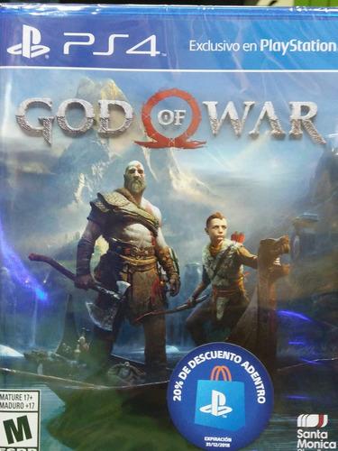 god of ward p/ps4 en español latino