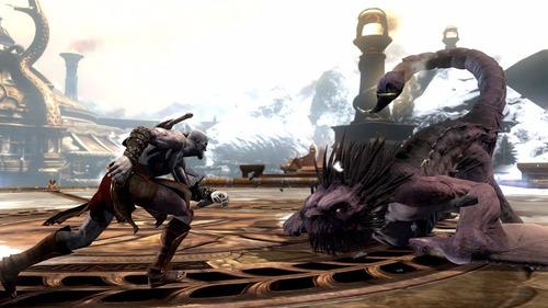 god war ascension juego ps3