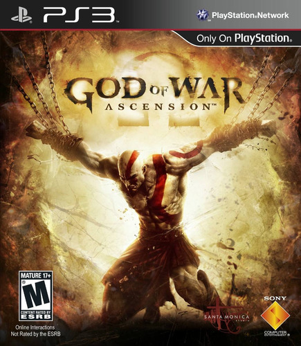 god war ascension ps3