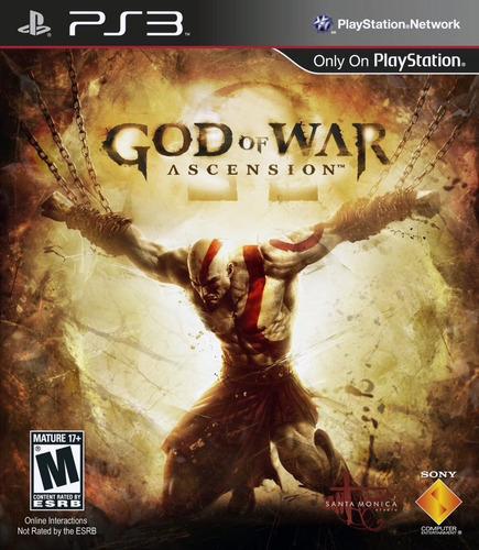 god war ascension ps3,