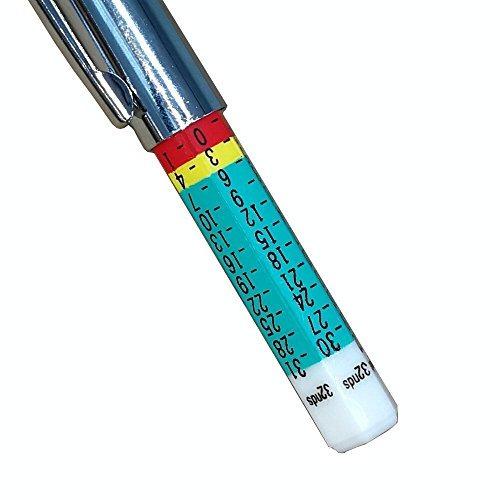 godeson 88702 indicador de profundidad inteligente de la ban