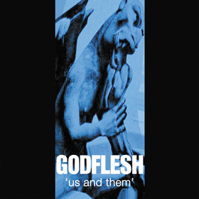 Godflesh - Us And Them- Ministry Ex- Napalm Death Cd Lacrado