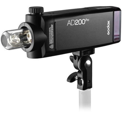godox ad200pro bolso flash portátil mini ttl speedlite