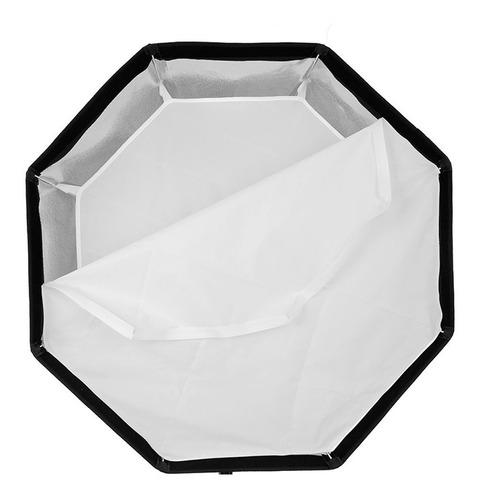 godox octabox tipo paraguas 80 cm con aro montura bowens