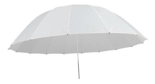 godox paraguas extra large 185 cm translucido ideal flashes de estudio