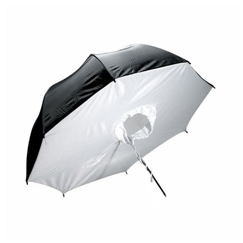 godox paraguas sombrilla box brolly reflectante 101 cm interior plateado