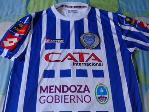 godoy cruz jersey de juego liga argentina