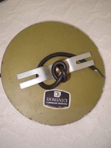 godoy-vania:luminária teto dominici - selada - lustre