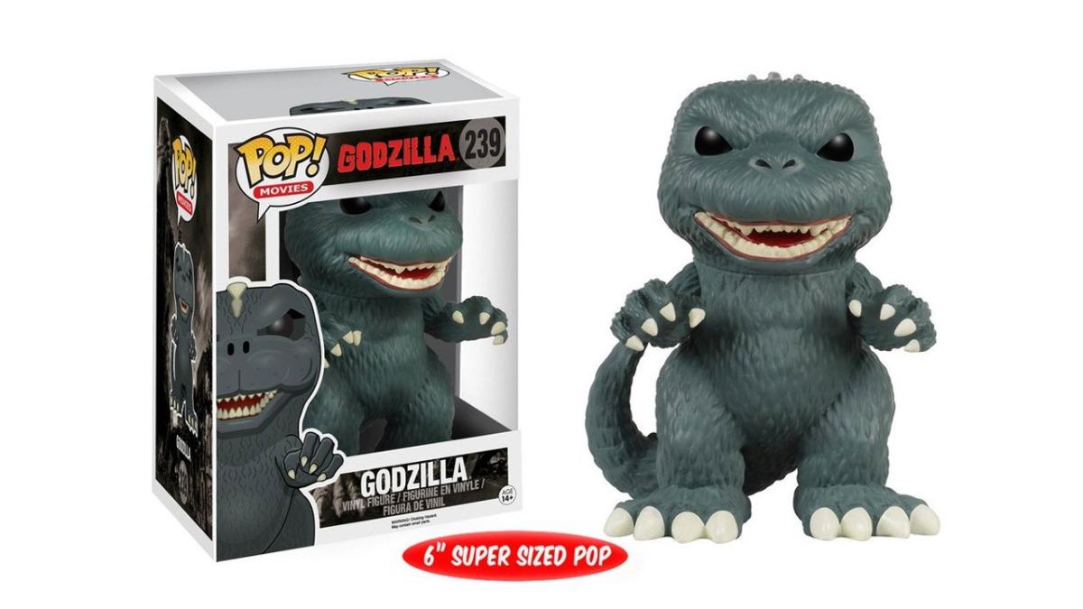 Resultado de imagen para funko pop Godzilla II: Rey de los Monstruos