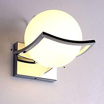 Goeco mini modern wall lamp fixture wall light sconce for be goeco mini modern wall lamp fixture wall light sconce for be aloadofball Images