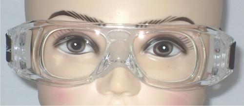 goggle deportivo pa graduar oftalmico  policabonato transpar