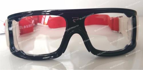 goggle deportivo para graduar profesional oftalmico negro pa